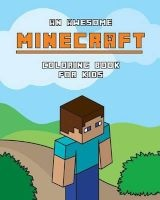 an awesome minecraft coloring booking for kids Creative Notebooks