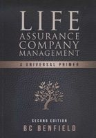 life assurance company management Brian Benfield