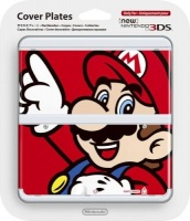 nintendo ds 3ds coverplate no 001 mario