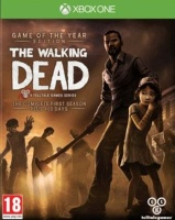 the walking dead complete first season game of year other game