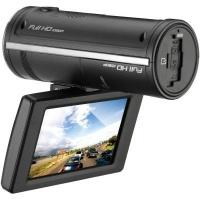 genius dvr fhd600 in car video recorder 3mp