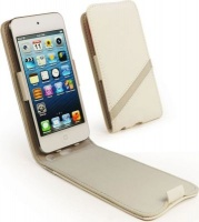 apple tuff luv faux leather case and screen protection media player accessory