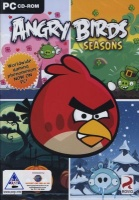 angry birds seasons pc dvd rom gaming merchandise