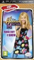 hannah montana rock out the show psp umd video