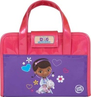 leapfrog leappad doc mcstuffins carry case for video game accessory