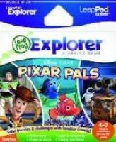 disney pixar pals leapster explorer other game