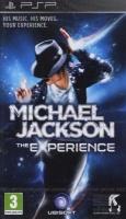 michael jackson the experience psp umd video