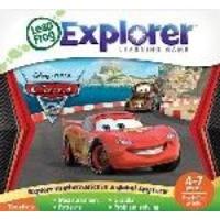disney pixars cars 2 leapster explorer other game