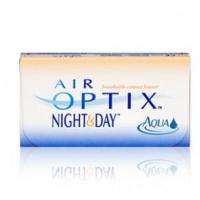 alcon ciba vision air optix night and day aqua r555 contact lense
