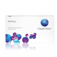 coopervision biofinity r425 contact lense