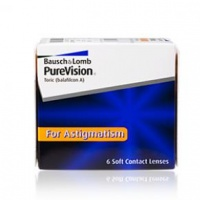 bausch lomb purevision toric for astigmatism contact lense