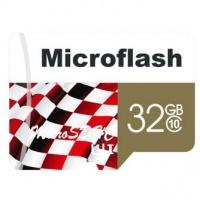 microflash tachograph version high speed class10 tf memory