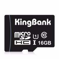 kingbank class10 u1 tf micro sd memmory card 16gb