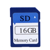 16g class10 10ms blue sd memory card for camera dslr
