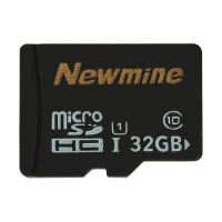 newmine memory card micro sdhc sd class10 for