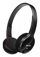 philips shb400010 bluetooth stereo headset black