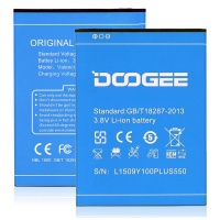 3000mah battery for doogee y100 plus free shipping