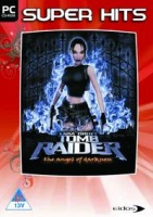 tomb raider the angel of darkness lara croft pc dvd
