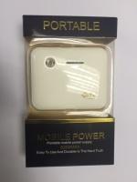 portable mobile power 5200mah