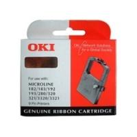 oki 01 09 0391 01108002 ribbon for microline 182 184 192