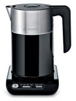 Bosch 15 Litre 2400W Styline Cordless Kettle Black