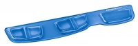 fellowes health v crystals keyboard palm support blue
