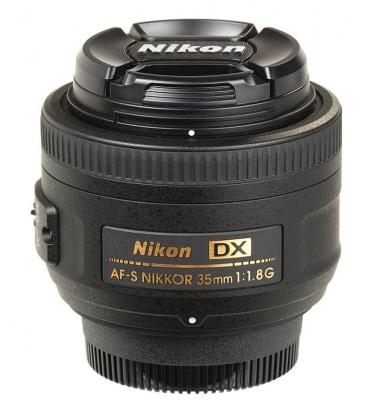 Nikon 35mm F18G AF S DX Lens