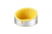 just alucup grande smartphone holder yellow gps