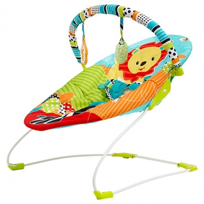 Photo of Bright Starts Safari/Zebra Bouncer