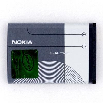 Photo of Nokia BL-6C Li ion Battery - Black