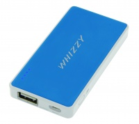 whizzy 2200 mah power bank battery charger