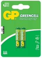 gp batteries 15v aaa carbon zinc green cell