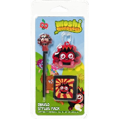 ORB Moshi Monsters Diavlo Stylus Pack