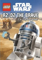 Lego Star Wars 2 In 1 Flip Over Reader