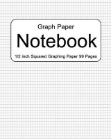 graph paper notebook 12 inch squares
