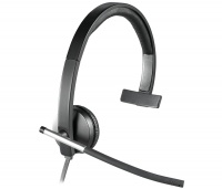 Logitech USB Mono Headset H650E
