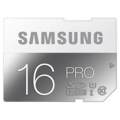 Samsung 16GB Pro SDHC Card