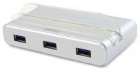 unitek usb 30 4 port charge hub stand otg