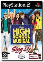 high school musical sing it no microphones ps2