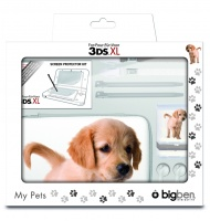big ben pack animals pets dogs and cats 3ds