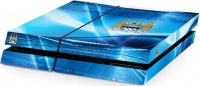 intoro official manchester city fc playstation 4 console