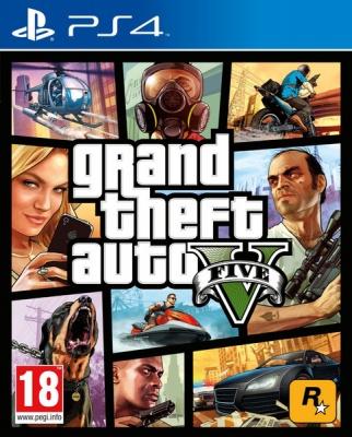 Photo of Grand Theft Auto V