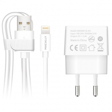 Photo of Macally - 12W wall charger w. Lightning cable for iPad iPhone and iPod