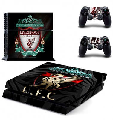 Photo of Skin nit Skin-Nit Decal Skin for PS4: Liverpool