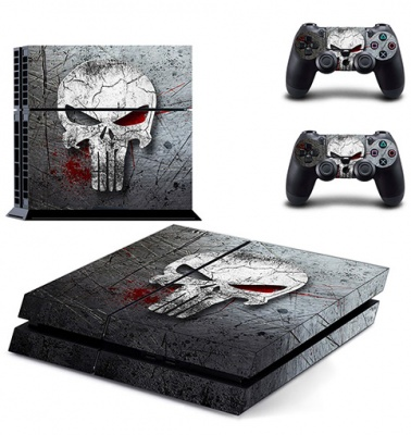 Photo of Skin nit Skin-Nit Decal Skin for PS4: The Punisher