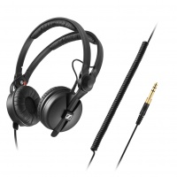 sennheiser hd 25 plus dj on ear headphone black