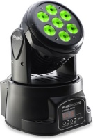 Stagg LED Moving Head with 7 x 10W RGBW 4 in 1 LEDs