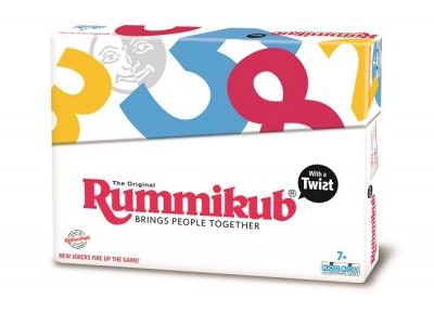Rummikub With A Twist