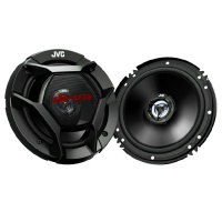 jvc cs dr620 6 12 2 way coaxial speakers 300w max power