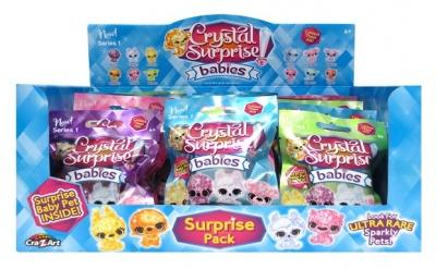 Crystal Surprise Blind Bag Only 1 per order